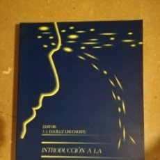 Libros de segunda mano: INTRODUCCION A LA PSICOPATOLOGIA (J. I. EGUILUZ URUCHURTU). Lote 251517165