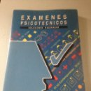 Libros de segunda mano: EXÁMENES PSICOTÉCNICOS - SOLUCIONES RAZONADAS. Lote 141601568