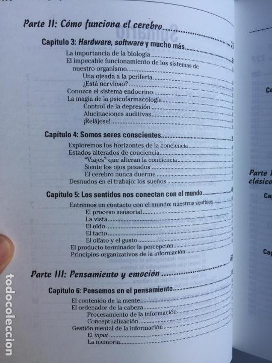 Libros de segunda mano: PSICOLOGÍA PARA DUMMIES - ADAM CASH - Foto 5 - 142416706