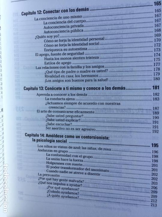 Libros de segunda mano: PSICOLOGÍA PARA DUMMIES - ADAM CASH - Foto 8 - 142416706