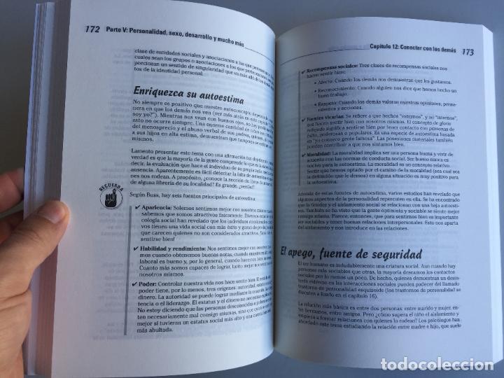 Libros de segunda mano: PSICOLOGÍA PARA DUMMIES - ADAM CASH - Foto 12 - 142416706