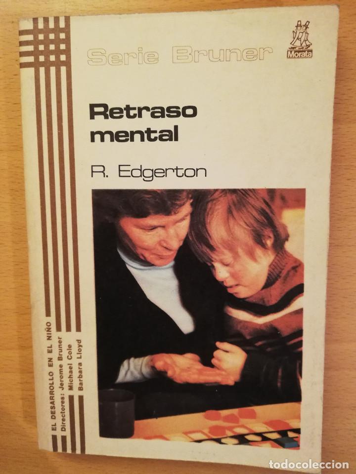EL RETRASO MENTAL (R. EDGERTON) (Libros de Segunda Mano - Pensamiento - Psicología)