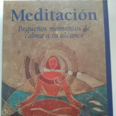 Libros de segunda mano: MEDITACIÓN/LORIN ROCHE. Lote 142943086