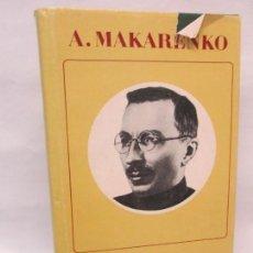 Libros de segunda mano: A. MAKARENKO. LA COLECTIVIDAD Y LA EDUCACION DE LA PERSONALIDAD. EDITORIAL PROGRESO 1977. Lote 144157642