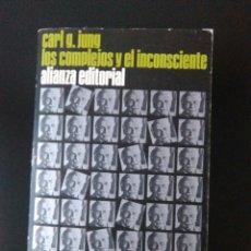 Libros de segunda mano: LOS COMPLEJOS Y EL INCONSCIENTE. CARL G. JUNG. Lote 144557174