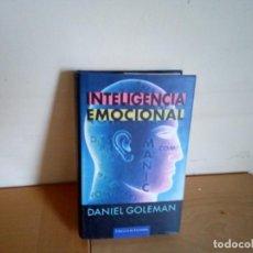 Libros de segunda mano: INTELIGENCIA EMOCIONAL. Lote 144594894