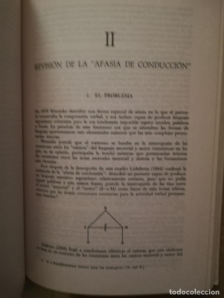 Libros de segunda mano: FUNDAMENTOS DE NEUROLINGÜÍSTICA (A. R. LURIA) TORAY - MASSON - Foto 7 - 171576777