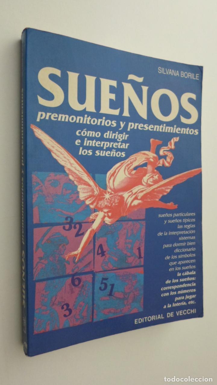 SUEÑOS PREMONITORIOS - BORILE, SILVANA (Libros de Segunda Mano - Pensamiento - Psicología)