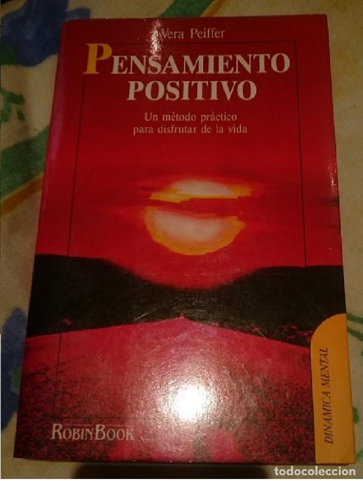 PENSAMIENTO POSITIVO - VERA PEIFFER (Libros de Segunda Mano - Pensamiento - Psicología)