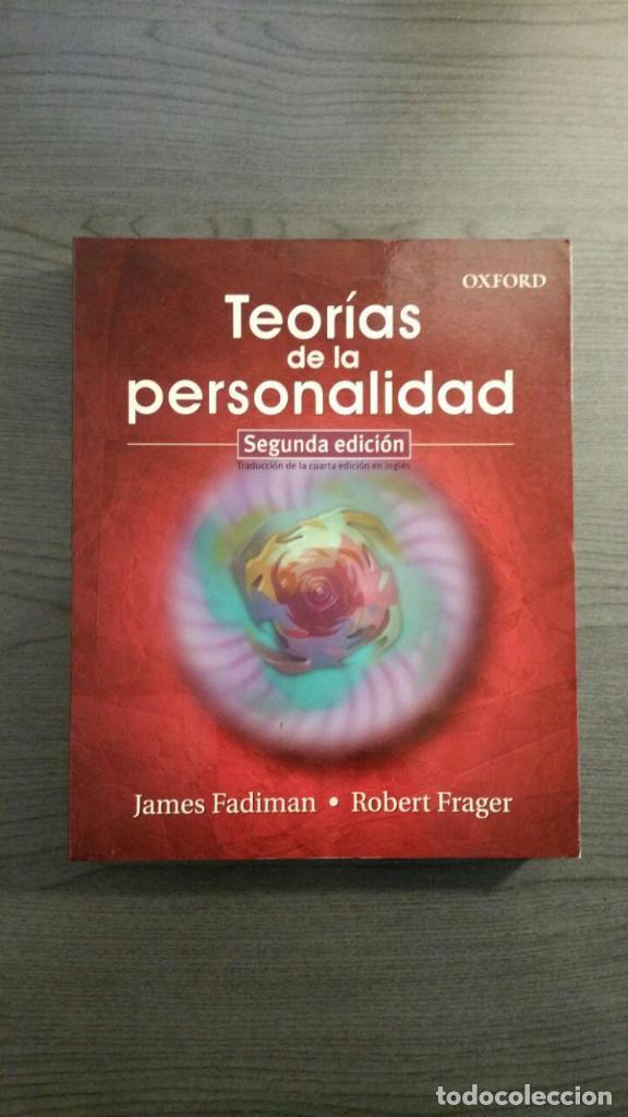 TEORIAS DE LA PERSONALIDAD (Libros de Segunda Mano - Pensamiento - Psicología)