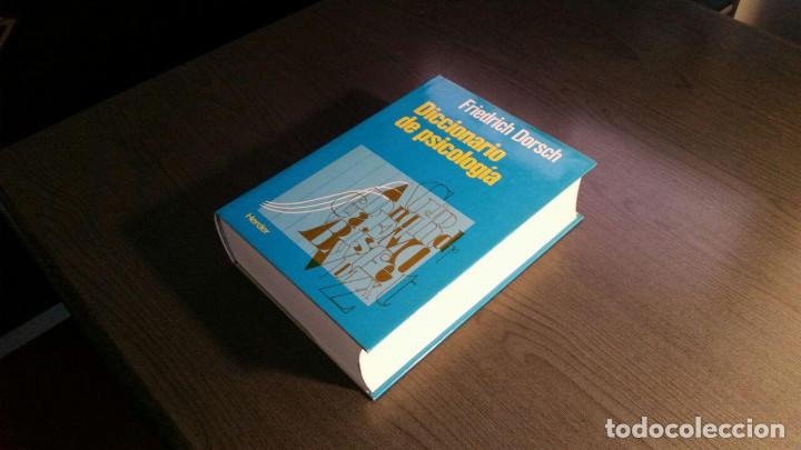 Libros de segunda mano: DICCIONARIO DE PSICOLOGIA - Foto 3 - 147745262