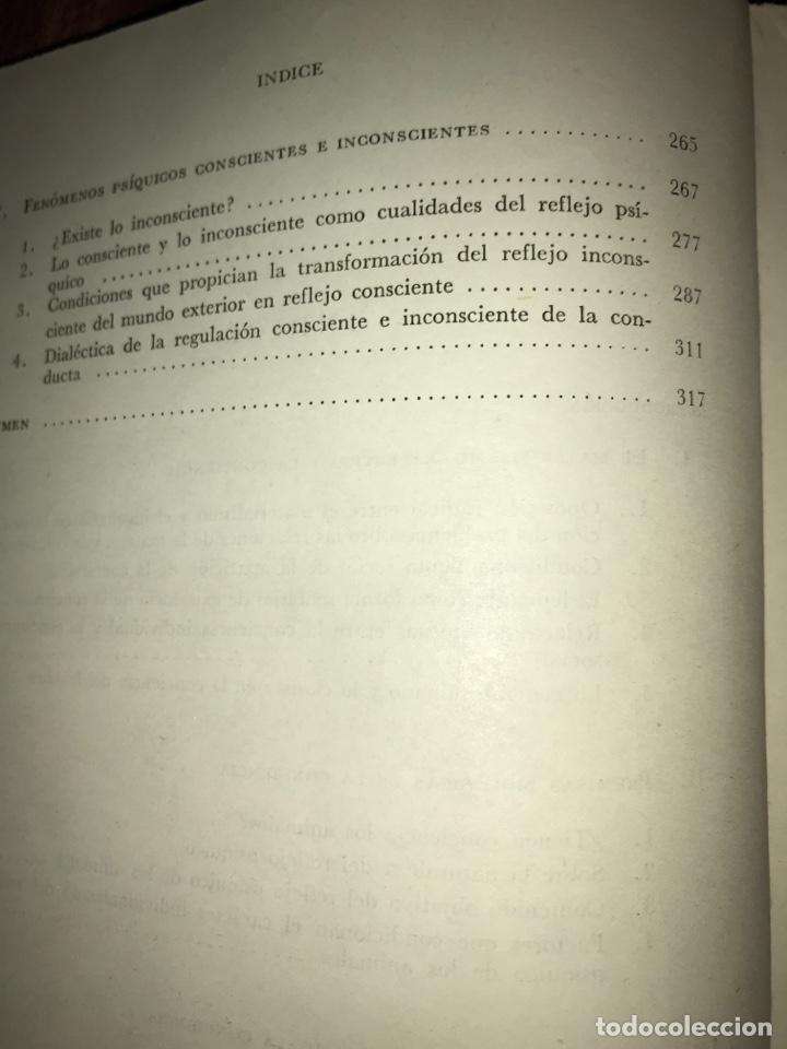 Libros de segunda mano: El problema de la conciencia, E. V. Shorojova - Foto 5 - 147751493