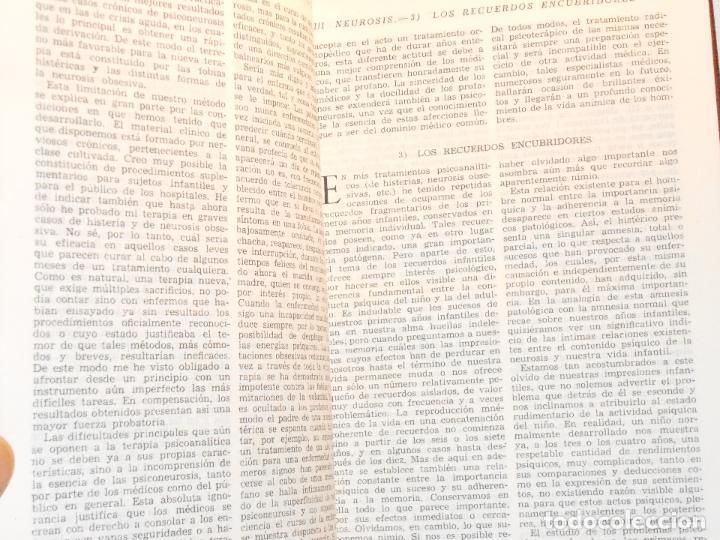 Libros de segunda mano: SIGMUND FREUD, OBRAS COMPLETAS (I) - Foto 5 - 147754130