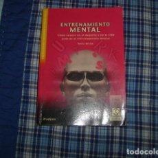 Libros de segunda mano: ENTRENAMIENTO MENTAL , TERRY ORLICK. Lote 175168709