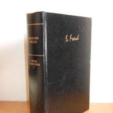 Libros de segunda mano: SIGMUND FREUD , OBRAS COMPLETAS ( I ) - RBA COLECCIONABLES, 2006 EN SU 1ª EDICIÓN. Lote 148433914