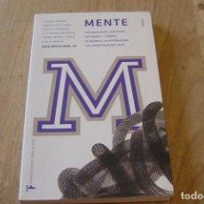 Libros de segunda mano: MENTE. FRONTERAS DEL CONOCIMIENTO. CRITICA SL 2012.. Lote 149282030