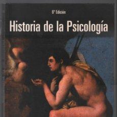 Libros de segunda mano: HISTORIA DE LA PSICOLOGIA - THOMAS H. LEAHEY / 6ª EDICION / MUNDI-3459. Lote 149313346
