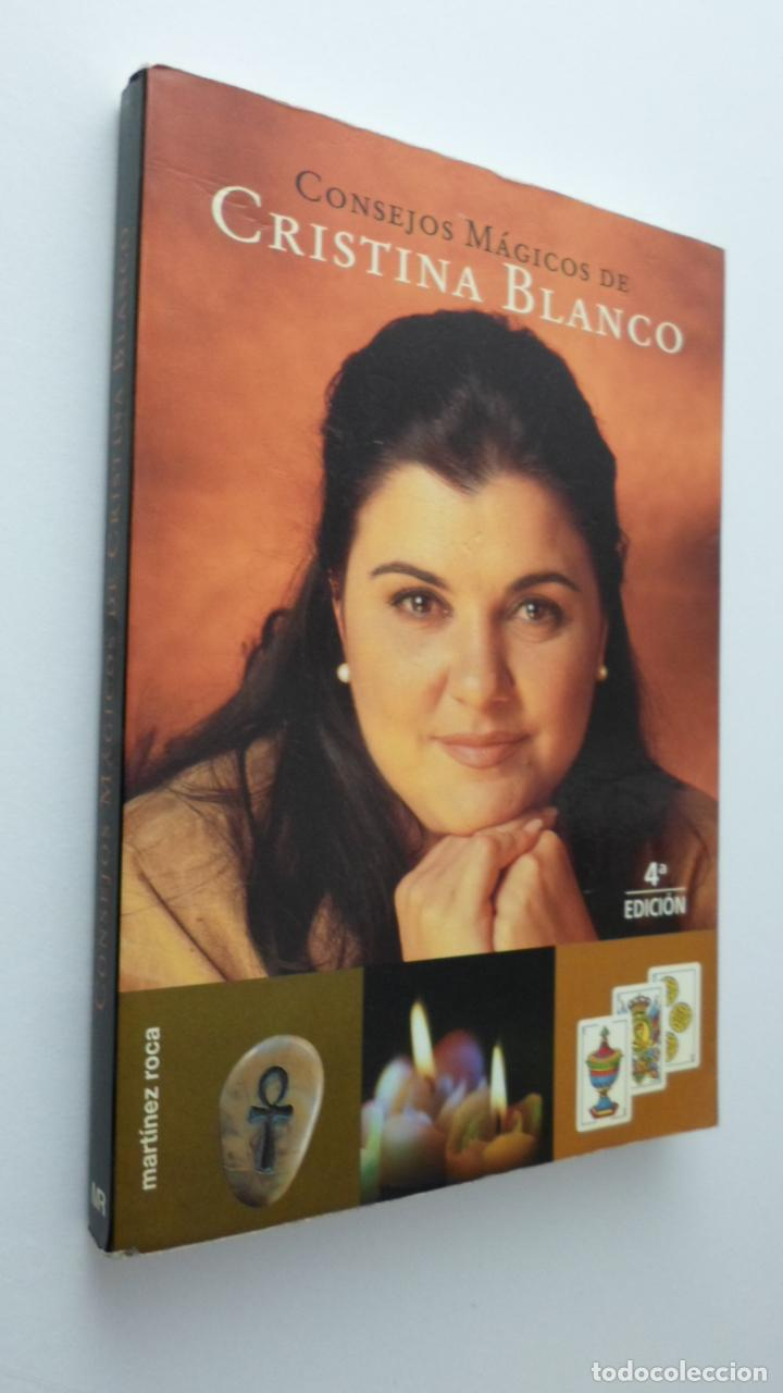 CONSEJOS MÁGICOS DE CRISTINA BLANCO - BLANCO CANTERO, CRISTINA (Libros de Segunda Mano - Pensamiento - Psicología)