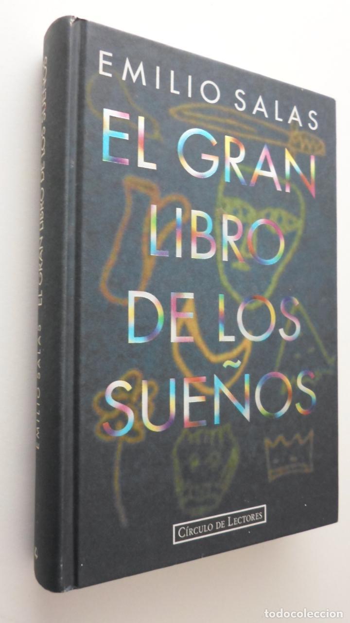 EL GRAN LIBRO DE LOS SUEÑOS - SALAS, EMILIO (Libros de Segunda Mano - Pensamiento - Psicología)