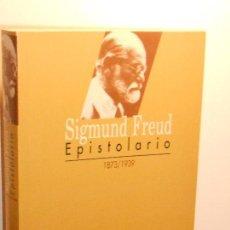 Libros de segunda mano: SIGMUND FREUD , EPISTOLARIO 1873/1939 - BIBLIOTECA NUEVA , 1963 1ª EDICIÓN. Lote 149970654