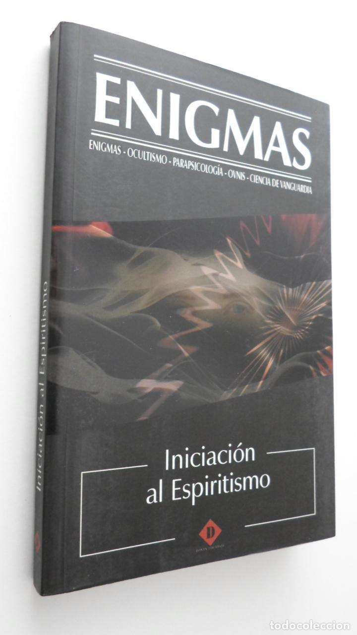 ENIGMAS, INICIACIÓN AL ESPIRITISMO - DASTIN (Libros de Segunda Mano - Pensamiento - Psicología)