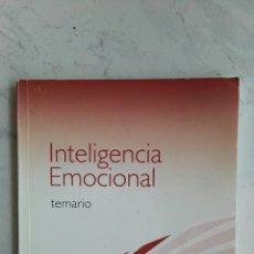 Libros de segunda mano: INTELIGENCIA EMOCIONAL. Lote 150694992