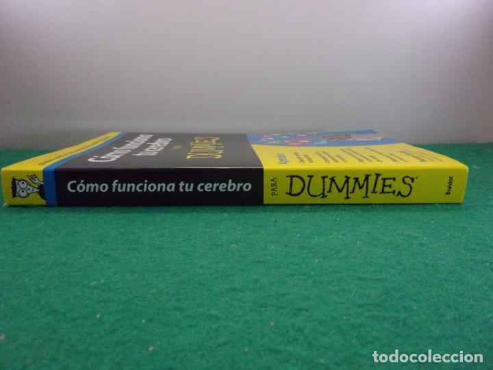 Libros de segunda mano: COMO FUNCIONA TU CEREBRO PARA DUMMIES / Néstor Braidot / 2014 - Foto 4 - 151299202