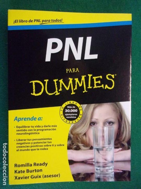 PNL PARA DUMMIES / 2015 (Libros de Segunda Mano - Pensamiento - Psicología)