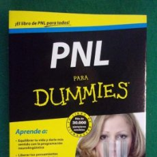 Second hand books - PNL PARA DUMMIES / 2015 - 151302162