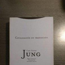 Libros de segunda mano: CIVILIZACIÓN EN TRANSICIÓN. Lote 151539642