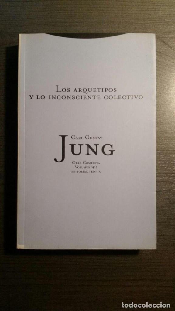 LOS ARQUETIPOS Y LO INCONSCIENTE COLECTIVO (Libros de Segunda Mano - Pensamiento - Psicología)