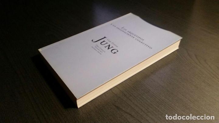 Libros de segunda mano: Los arquetipos y lo inconsciente colectivo - Foto 2 - 151544442