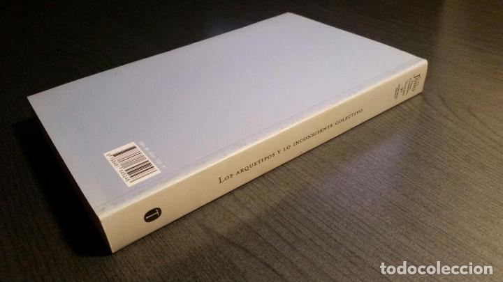 Libros de segunda mano: Los arquetipos y lo inconsciente colectivo - Foto 4 - 151544442
