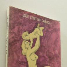 Libros de segunda mano: DESARROLLO Y SEXUALIDAD - CRISTINO GARRIDO, JOSÉ. Lote 151843040