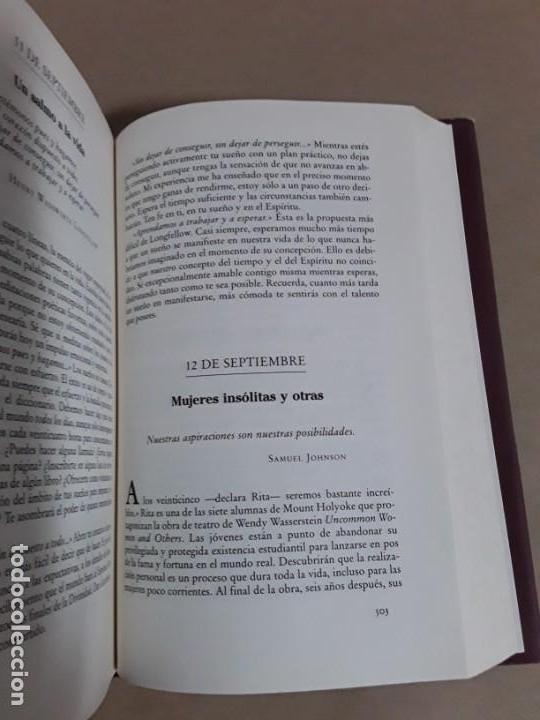 Libros de segunda mano: El encanto de la vida simple,sarah ban breathnach.circulo de lectores 1997,libro raro. - Foto 6 - 152475426