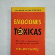 Libros de segunda mano - EMOCIONES TÓXICAS. - BERNARDO STAMATEAS. TDK371 - 152726042