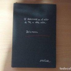 Libros de segunda mano: EL RORSCHACH EN EL NIÑO DE TRES A DIEZ AÑOS - CECILE BEIZMANN. Lote 153568706