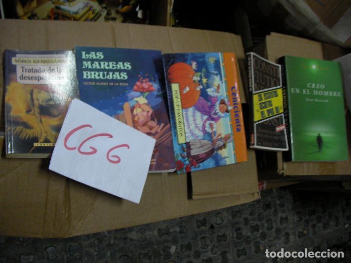 CREO EN EL HOMBRE - CG6 (Libros de Segunda Mano - Pensamiento - Psicología)