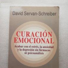 Libros de segunda mano - CURACIÓN EMOCIONAL (DAVID SERVAN - SCHREIBER) - 156676766