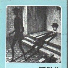 Libros de segunda mano: ERICH FROMM : ÉTICA Y PSICOANÁLISIS (FONDO DE CULTURA, 1980). Lote 157385722