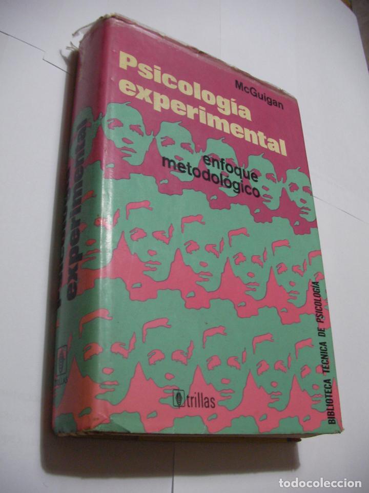 PSICOLOGIA EXPERIMENTAL (EM3) (Libros de Segunda Mano - Pensamiento - Psicología)