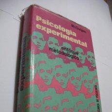 Libros de segunda mano: PSICOLOGIA EXPERIMENTAL (EM3). Lote 157763466