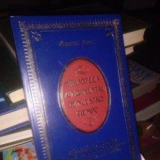 Libros de segunda mano: PSICOLOGÍA DE LAS MASAS , MAS ALLÁ DEL PRINCIPIO DEL PLACER, EL PORVENIR DE UNA ILUSIÓN BIBLIOTECA. Lote 158334764