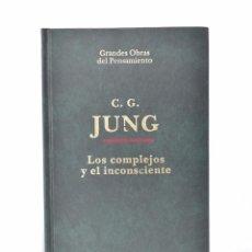 Libros de segunda mano: LOS COMPLEJOS Y EL INCONSCIENTE - JUNG, CARL G.. Lote 158627869