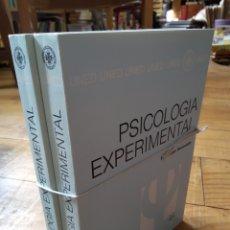 Libros de segunda mano: PSICOLOGÍA EXPERIMENTAL. PÍO TUDELA GARMENDIA. Lote 158659130
