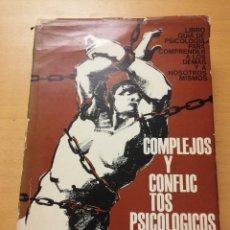 Libros de segunda mano: COMPLEJOS Y CONFLICTOS PSICOLÓGICOS (MARIO CIMICA). Lote 158841430