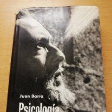Libros de segunda mano: PSICOLOGÍA DE LOS CONVERTIDOS (JUAN BARRA). Lote 158844350