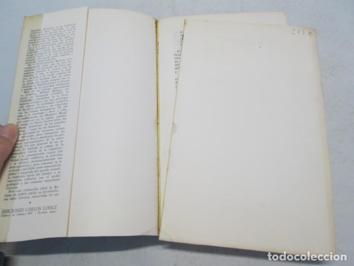 Libros de segunda mano: GREGORY BATESON. PASOS HACIA UNA ECOLOGIA DE LA MENTE. EDICIONES CARLOS LOHLE. 1972 - Foto 7 - 159261710