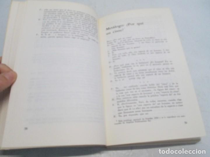 Libros de segunda mano: GREGORY BATESON. PASOS HACIA UNA ECOLOGIA DE LA MENTE. EDICIONES CARLOS LOHLE. 1972 - Foto 11 - 159261710