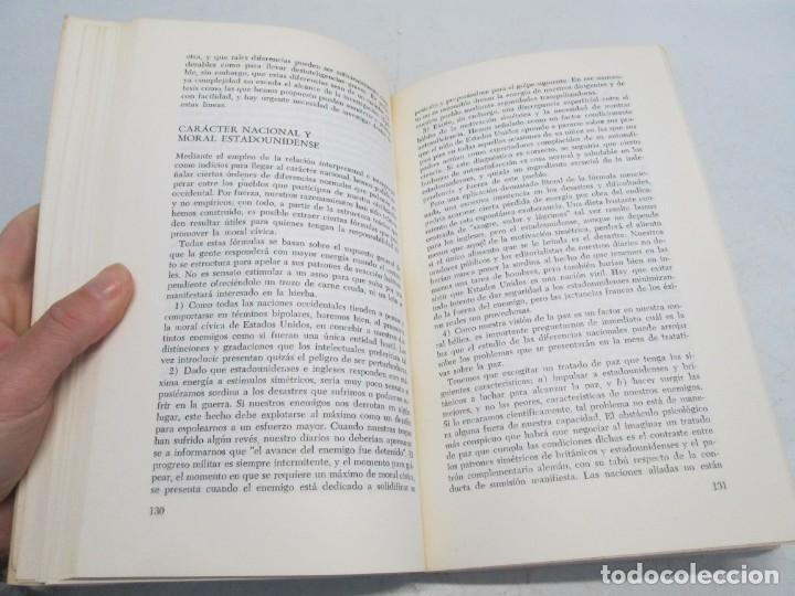 Libros de segunda mano: GREGORY BATESON. PASOS HACIA UNA ECOLOGIA DE LA MENTE. EDICIONES CARLOS LOHLE. 1972 - Foto 12 - 159261710